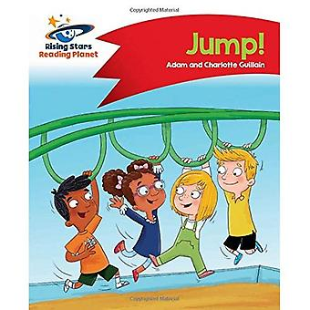 Reading Planet - Jump! - Red A: Comet Street Kids (Rising Stars Reading Planet)