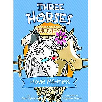 Movie Madness: A 4D Book (Three Horses)