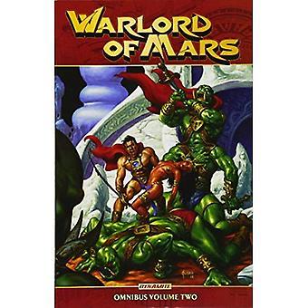 Seigneur de la guerre de Mars Omnibus Vol 2 TP