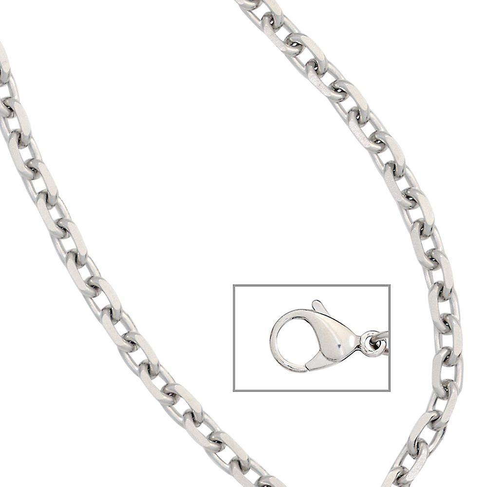 lange edelstahl halskette ankerkette edelstahl 90 cm