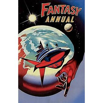 Fantasy Annual 3 by Harbottle & Philip
