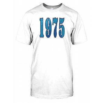 1975 - Birthday Year Mens T Shirt