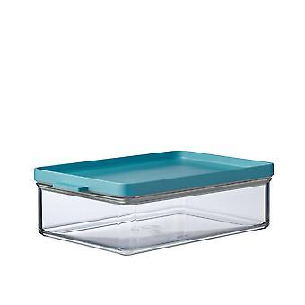 Mepal Omnia Breakfast Storage Box, Nordic Green