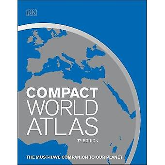 Compact World Atlas by DK - 9780241317648 Book