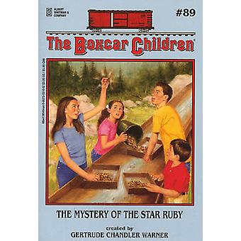 The Mystery of the Star Ruby by Gertrude Chandler Warner - Hodges Soi