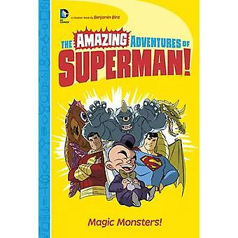 Magic Monsters! by Benjamin Bird - Tim Levins - 9781479565252 Book