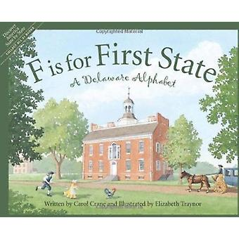 F Is for First State - A Delaware Alphabet by Carol Crane - Elizabeth