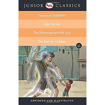 Junior Classic - Sense and Sensibility - Silas Marner - the Fisherman