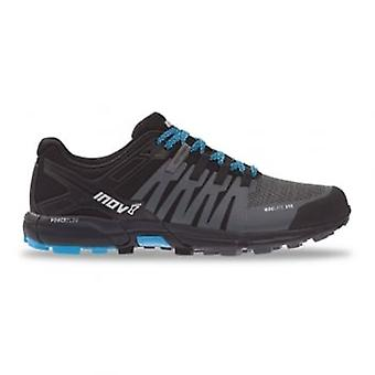 Inov8 Roclite 315 Mens Standard Fit Trail Running Shoes Grey/black/blue