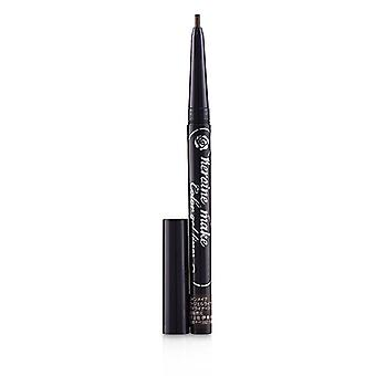 KISS ME Heroine Make Color Gel Liner Super Waterproof  - # 04 Deep Brown 0.1g/0.004oz