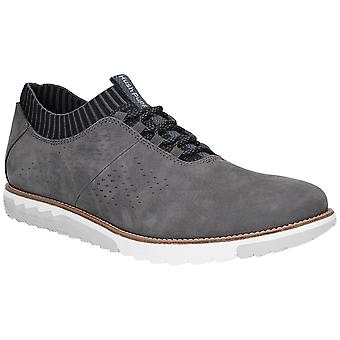 Hush Puppies Mens Expert Knit Oxford Lace Up Trainer