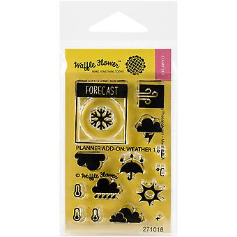 Waffle Flower Crafts Clear Stamps 2