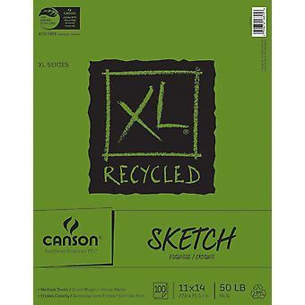 Canson Xl Recycled Sketch Book 11