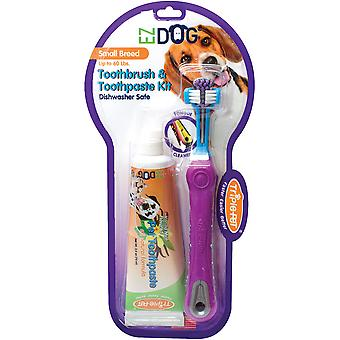 EZ Dog Toothbrush Kit-Small Breed FFP4535