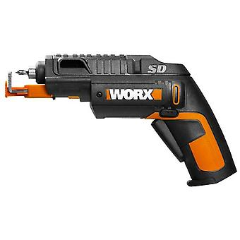 Worx Automatic Screwdriver Sd 4V - 1,5Ah Li-Ion. Wx255