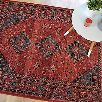 Royal Kashqai Rugs 4345 300 In Red