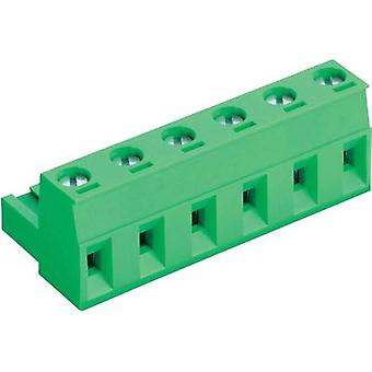 Socket enclosure - cable AKZ960 Total number of pins 2 PTR 50960020021E Contact spacing: 7.62 mm 1 pc(s)