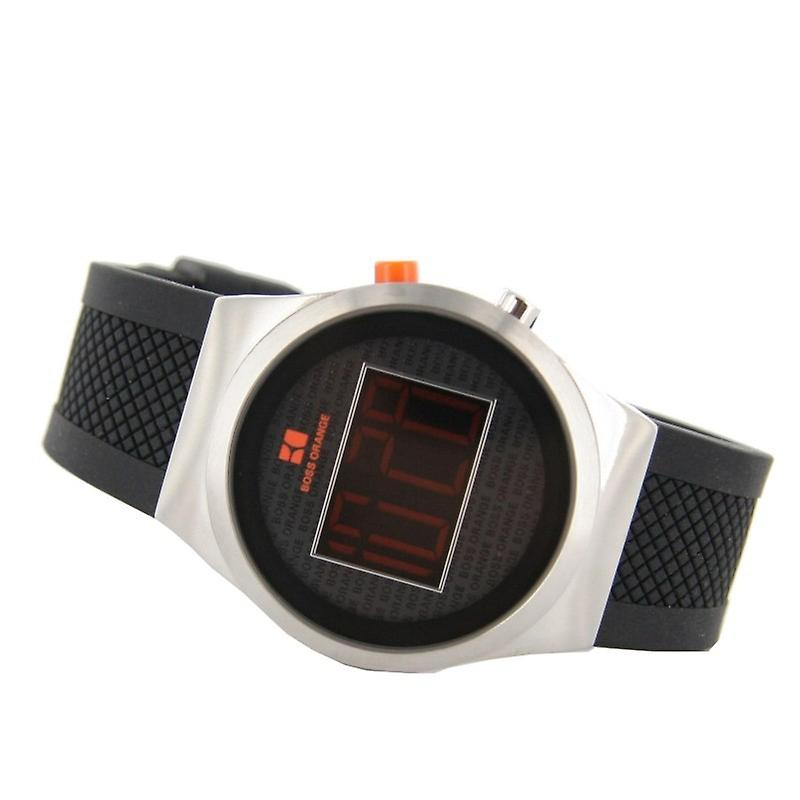 Hugo Boss Orange Men Digital Clock 1512688