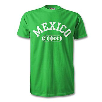 Mexiko Fussball Kids T-Shirt
