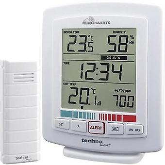 Wireless thermo-hygrometer Mobile Alerts WL 2000 Techno Line