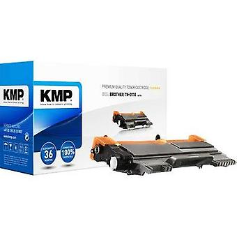 KMP Toner cartridge replaced Brother TN-2010 Compatible Black 1000 pages B-T73