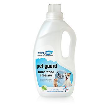 Enviro-værker Pet Guard hårde gulv renere 1 liter