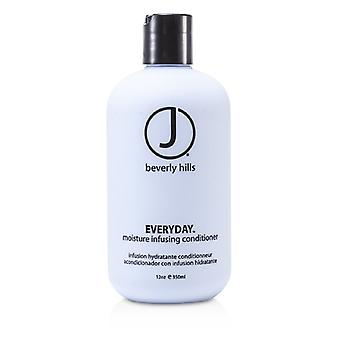 J Beverly Hills quotidienne humidité infusant conditionneur 350ml / 12oz