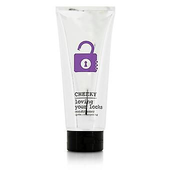 Cheeky amar su cerraduras acondicionador 200ml / 6.76 oz