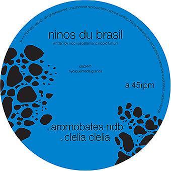 Ninos Du Brasilien - Aromobates Nbd [Vinyl] USA importerer