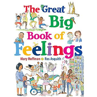 The Great Big Book of Feelings (Paperback) by Hoffman Mary Asquith Ros