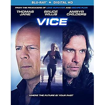 Vice [BLU-RAY] USA import