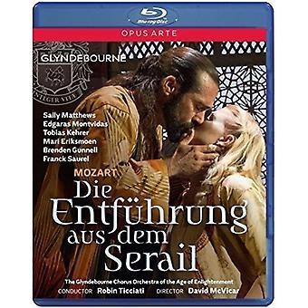 Die Entfuhrung Aus Dem Serail [Blu-ray] USA import