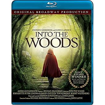 In het bos: Stephen Sondheim [BLU-RAY] USA import