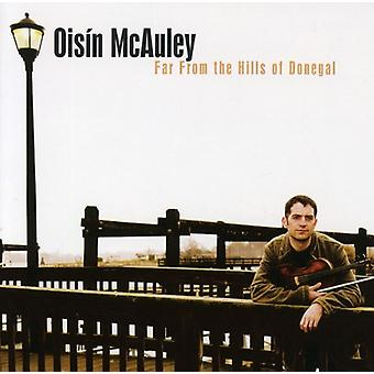 Oisin McAuley - långt från the Hills av Donegal [CD] USA import