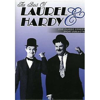 Laurel & Hardy - Best of Laurel & Hardy [DVD] USA import