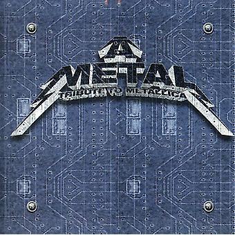 Metal Tribute to Metallica - Metal Tribute to Metallica [CD] USA import