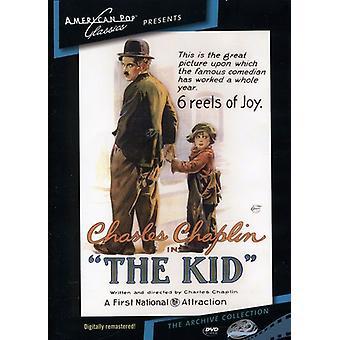 Importación de USA de Kid (1921) [DVD]