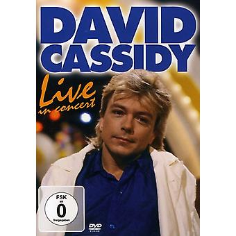 David Cassidy - Live i koncert [DVD] USA import