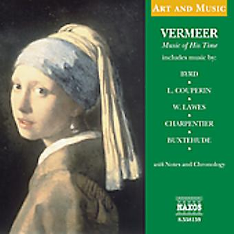 Art & Music - Vermeer: Music of His Time [CD] USA import
