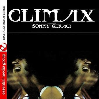 Climax - Climax Featuring Sonny Geraci [CD] USA import