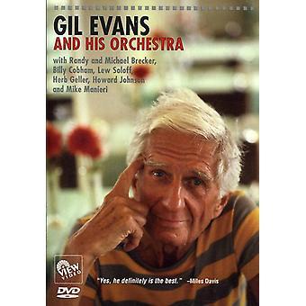 Gil Evans & hans orkester [DVD] USA importerer