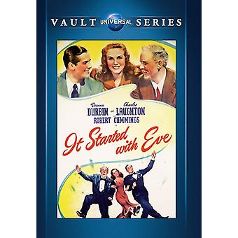 It Started with Eve [DVD] USA import