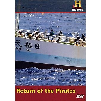 Zwrot import USA piraci [DVD]