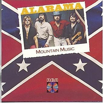 Alabama - Mountain Music [CD] USA import