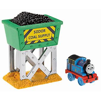 Thomas & Friends Coal Hopper Launcher New