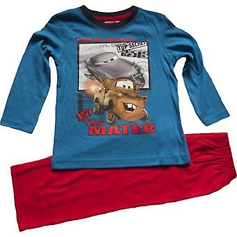 Disney Cars Pyjamas Long Sleeve Set Nightwear