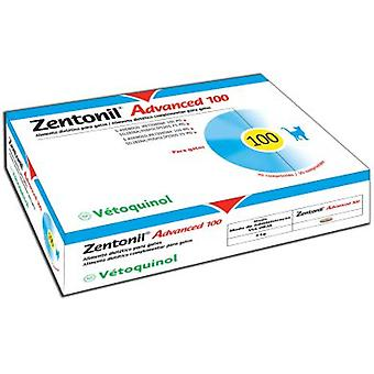 Vétoquinol Zentonil Advanced 100 Mg 30 Tablets (Cats , Supplements)