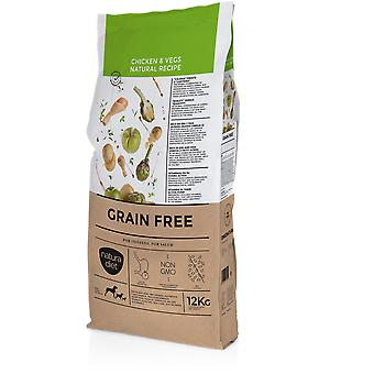 Natura Diet Grain Free Chicken & Vegs (Dogs , Dog Food , Dry Food)