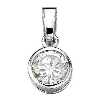 925 Silver Zirconium for Necklace