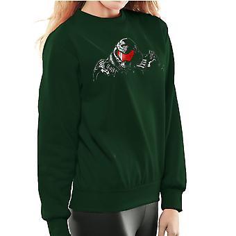 Frag Master Halo Master Chief kvinders Sweatshirt